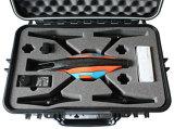 Kundenspezifische EVA-Schaumgummi-Einlage-schützender Kasten für Arbeitsweg tragen Kasten-harten AR-Drohne-Kasten für Dji Funken