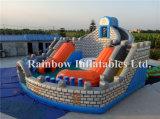 中国の運動場装置/膨脹可能な跳ね屋外の運動場装置