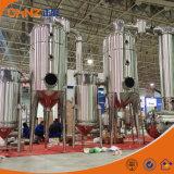 Evaporador aire acondicionado natural de la circulación del alcohol de la recuperación del vacío industrial del equipo