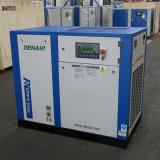 Приводится в действие напрямую Roatry винтовой компрессор для производства азота