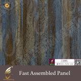 PVC容易なインストールおよび省力化の壁パネル