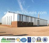 Casa de la granja de ganado de la estructura de acero