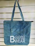 Жан джинсовой ткани Сувениры ручки сумки