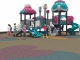 子供の屋外の運動場装置の娯楽装置