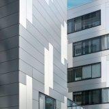 PVDF 20 ans de garantie de l'aluminium de panneaux muraux de revêtement pour murs rideaux// le revêtement de façade