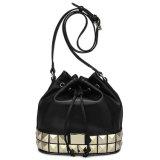 Senhoras Bolsas Mulheres Saco da caçamba alta moda jovem-Bag (WDL0717)
