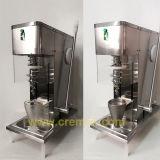 Geler le mélange de fruits de turbulence de la crème glacée la machine