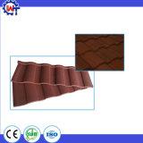 Высокое качество плоской Крыши с покрытием из камня металлические миниатюры на крыше