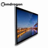 無線広告プレーヤー32インチの超薄い壁の台紙6安定した機能のビデオ媒体の広告プレーヤーHD 3G WiFiの広告プレーヤーのビデオLCDデジタル表記