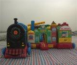 Opblaasbare Hindernis, Reuze Opblaasbare Hindernis, Thomas Train Inflatable Toys