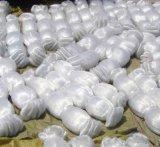Red de pesca de nylon blanca del monofilamento