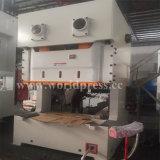 Jh25 C do tipo único de 160 ton furadora prensa elétrica do Virabrequim