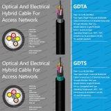 Gdfta/Gdta/Gdts híbrido eléctrico de óptica y cable para acceder a la red