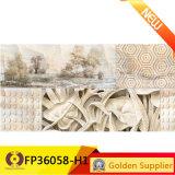 azulejo de la pared del suelo del material de construcción de la baldosa cerámica de 300X600m m (FP36058)