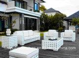 Мебель новой софы пляжа патио ротанга PE конструкции напольной установленная