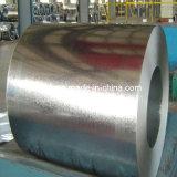 O MERGULHO quente galvanizou a bobina de aço da lantejoula