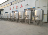 Mini strumentazione di fermentazione di fabbricazione della fabbrica della fabbrica di birra della birra/birra acciaio inossidabile mini che fa strumentazione con la capienza differente