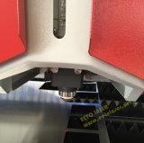 Ipgの発電機が付いている2000W CNCのファイバーレーザーの金属の打抜き機