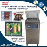 野菜(DZ400-2D)のための単一区域の真空パック機械