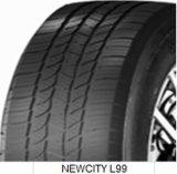 El HT de la marca de fábrica de LANWOO pone un neumático 235/65R17 108H