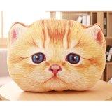 Drucken-Teddybär-Hundetier scherzt Plüsch-weiches Katze-Kissen