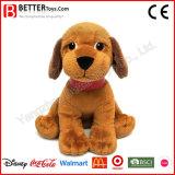 Nuevo perro de juguete suave del animal relleno del perrito de la felpa del diseño para los niños/los cabritos
