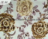 Tissu d'impression de gros et de polyester Tissu d'impression