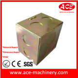 중국 공장에 의하여 판금을 각인하는 CNC