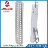 Batería recargable del portátil de 40 LED de iluminación y el tubo