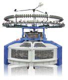Ouvrir la machine à tricoter circulaire de largeur