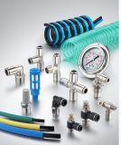Conexão Pneumática de conexão com um toque os conectores pneumáticos