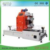 (630-800de grande diâmetro mm) HDPE plástico&PE do Tubo de Pressão do gás/água/Tubo Extrusão/máquina extrusora