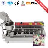 Friggitrice automatica commerciale della ciambella che fa il creatore della ciambella della macchina