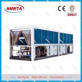 Réfrigérateur de vis et climatiseur refroidis par air de pompe à chaleur