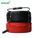 4mm2 Solar de Cable Eléctrico Cable DC Cable de energía solar fotovoltaica