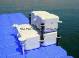 HDPE sich hin- und herbewegendes Boot, das Maschine/Plastikblasformen-Maschinen-Lieferanten bildet