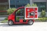 De elektrische Kar van de Levering van de Motor van de Brand van de Bestelwagen Mini