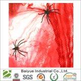 Halloween-Armkreuz-Web und Spinnennetz frequentierte Haus-Dekoration