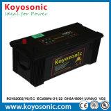 大容量よい価格VRLA AGM 12V150ah Mf車のトラック電池