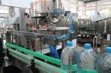 Máquina de rellenar de consumición de la botella de agua mineral