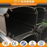 Profilo di alluminio dell'espulsione della fabbrica cinese con la consegna rapida fornita