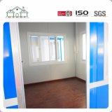 Het milieuvriendelijke Huis van de Container van de Structuur van het Staal van de Kleur Geprefabriceerde