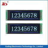 Tipo módulo del diente de la visualización del LCD del gráfico de 396*162 FSTN del LCD