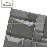El arte de alta calidad China Geometría Backsplash baldosas mosaico de vidrio