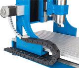 Legno di CNC che intaglia la macchina di asse di taglio 3D 4