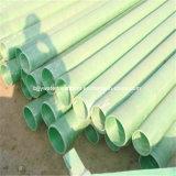 Agua de la resina de epoxy de la presión de la fibra de vidrio de FRP GRP Gre y tubo de petróleo compuestos
