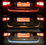 Indicatori luminosi posteriori di ghiaccio dell'azzurro tre del camion giallo rosso di colore 1.2m LED