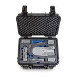 旅行のためのカスタムエヴァの泡の挿入保護箱はボックスDjiの火花のための堅いArの無人機の箱を運ぶ