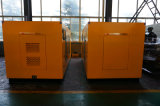 200kw Cumminsのディーゼル機関250kVAの電気発電機が付いている無声ディーゼル発電機