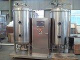 Capping de lavage à haute vitesse de remplissage de la machine pour l'eau gazéifiée